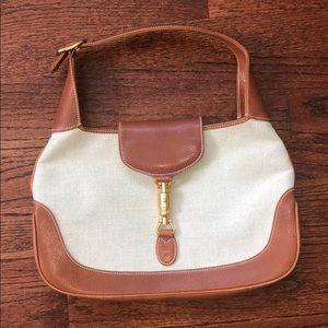 Authentic Gucci Jackie Shoulder Bag